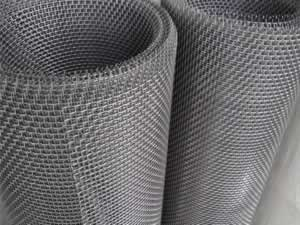 How Stainless Steel Wire Mesh Welding