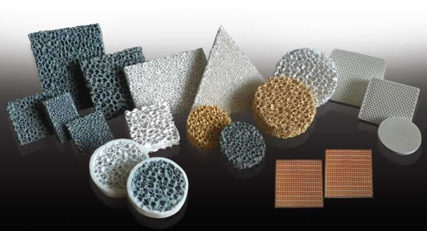 Ceramic Foam Filter,ceramic foam filter supplier,ceramic foam filter manufacturers