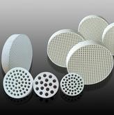 Development of Silicon Carbide Ceramic Foam Filter