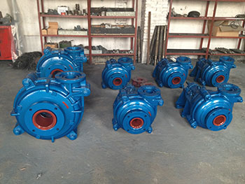 YH(R) Heavy Duty Slurry Pump