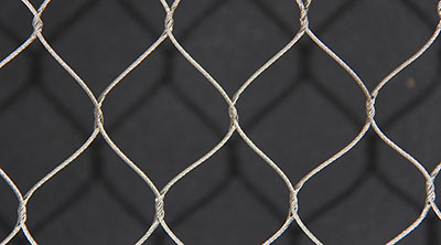 ss cable mesh
