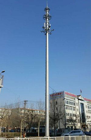Communication Steel Tower-Hebei Tengyang Steel Structure Co , Ltd