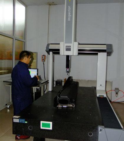 Coordinate measuring instrument