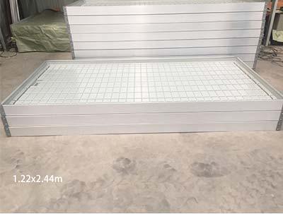 Flood Plastic Trays,hydroponic flood trays