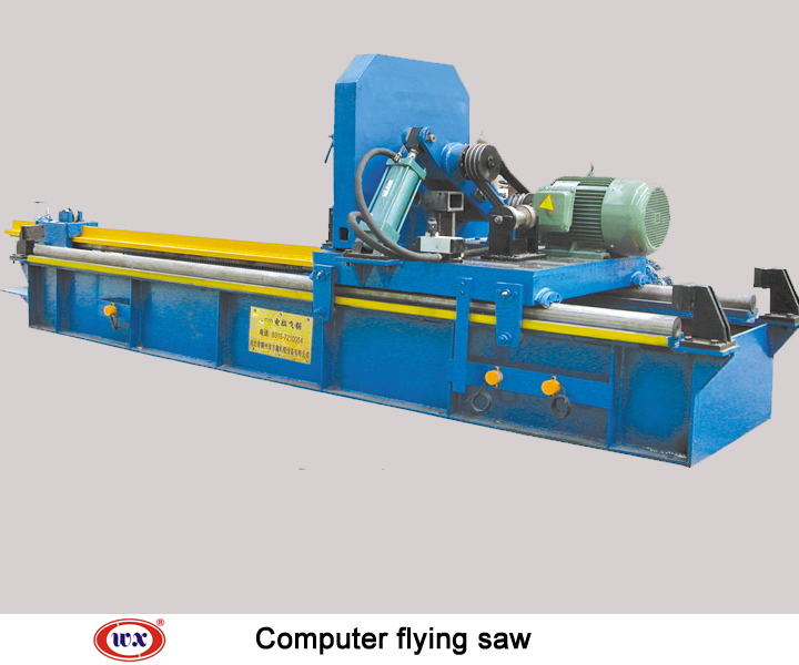 Computer Flying Saw