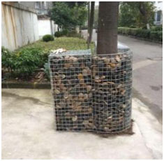Square Welded Gabion