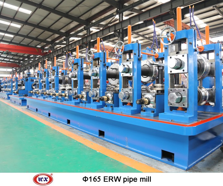 ERW pipe mill
